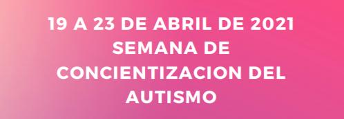 Semana de Concientización del Autismo